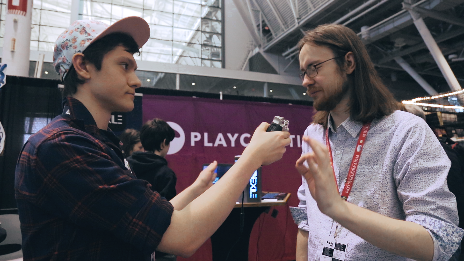 SHOWCASING W/PLAYCRAFTING - Article & Video Interview