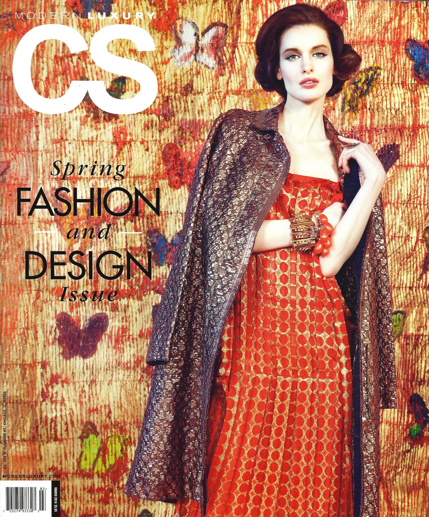 Modern Luxury CS - Spring Fashion & Design - pg 50 - 2014