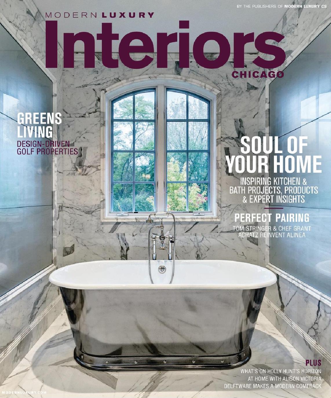 Modern Luxury Interiors Chicago - NMI Gallery 19