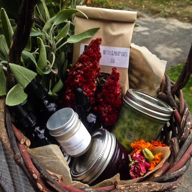 Basket with a seasonal share.jpg