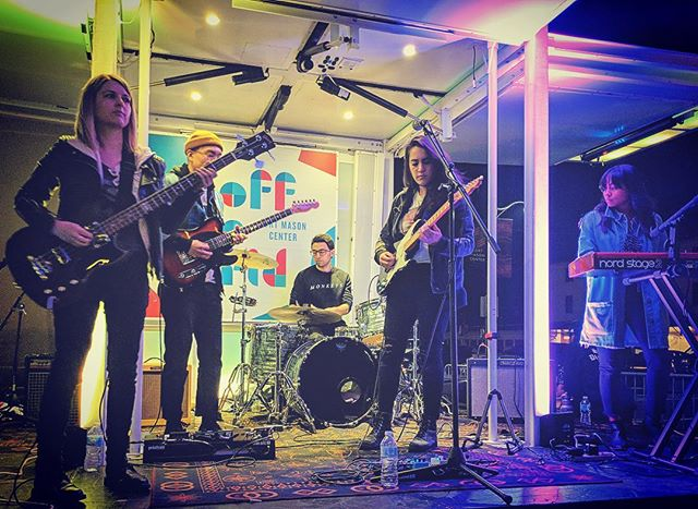 Thanks to everyone who came out on Friday! @offthegridsf was rad af. Thanks @bffdotfm for inviting us to play! That's it for shows for us for a while..now we go record our EP ✨🎶