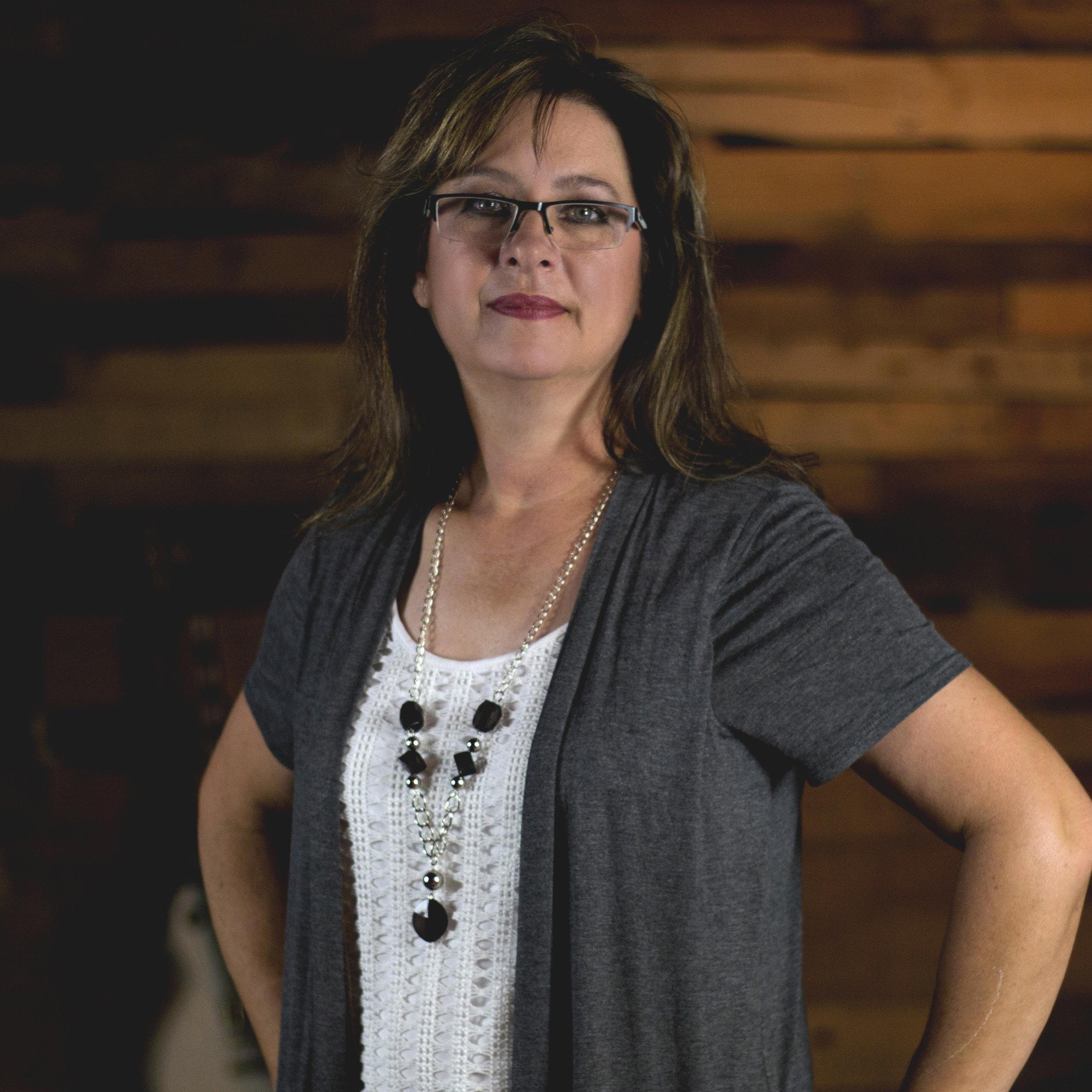 MYLISA GAINES - Executive Staff/Co-Lead Pastor