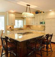 Lightened Up    Upper Arlington, Ohio, Kitchen, Bath and Laundry Room Remodel