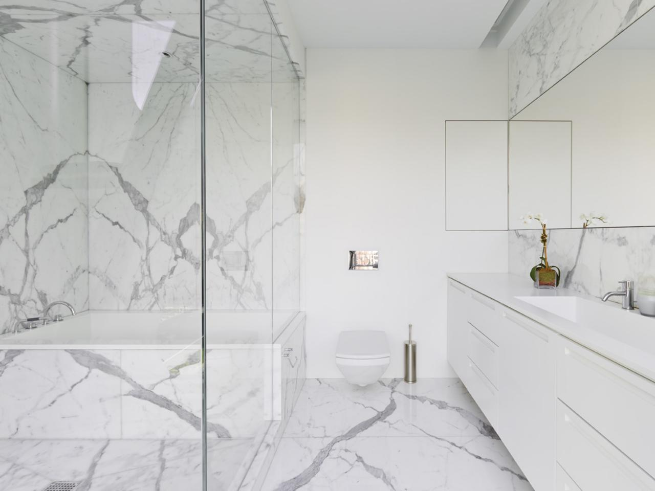 Marble bathroom by Design Development