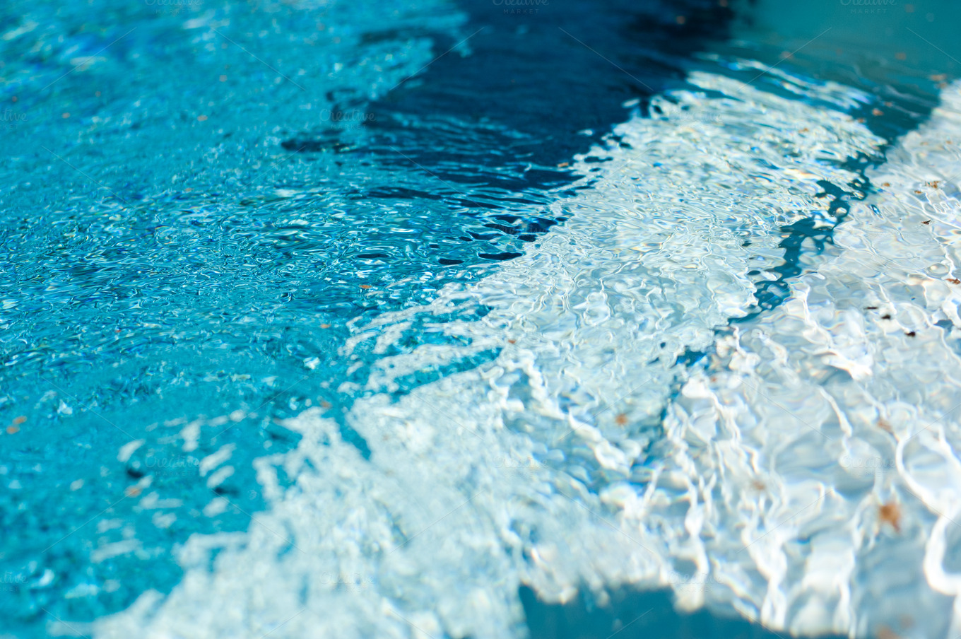 You can ensure your pool water is safe and sanitary through salt chlorination.