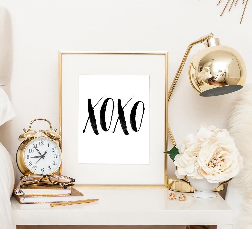 XOXO Print by Paperelli.jpg