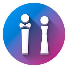 Логотип и фирменный стиль Kiim Agency..