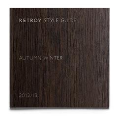 Имиджевый лукбук Ketroy осень–зима 2012/13..
