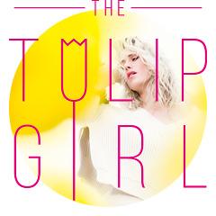 Ретушь фотосессии «The Tulip Girl»..