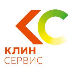 Логотип компании «Клин Сервис»..