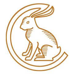 Логотип и фирменный стиль Rabbit Loafers..