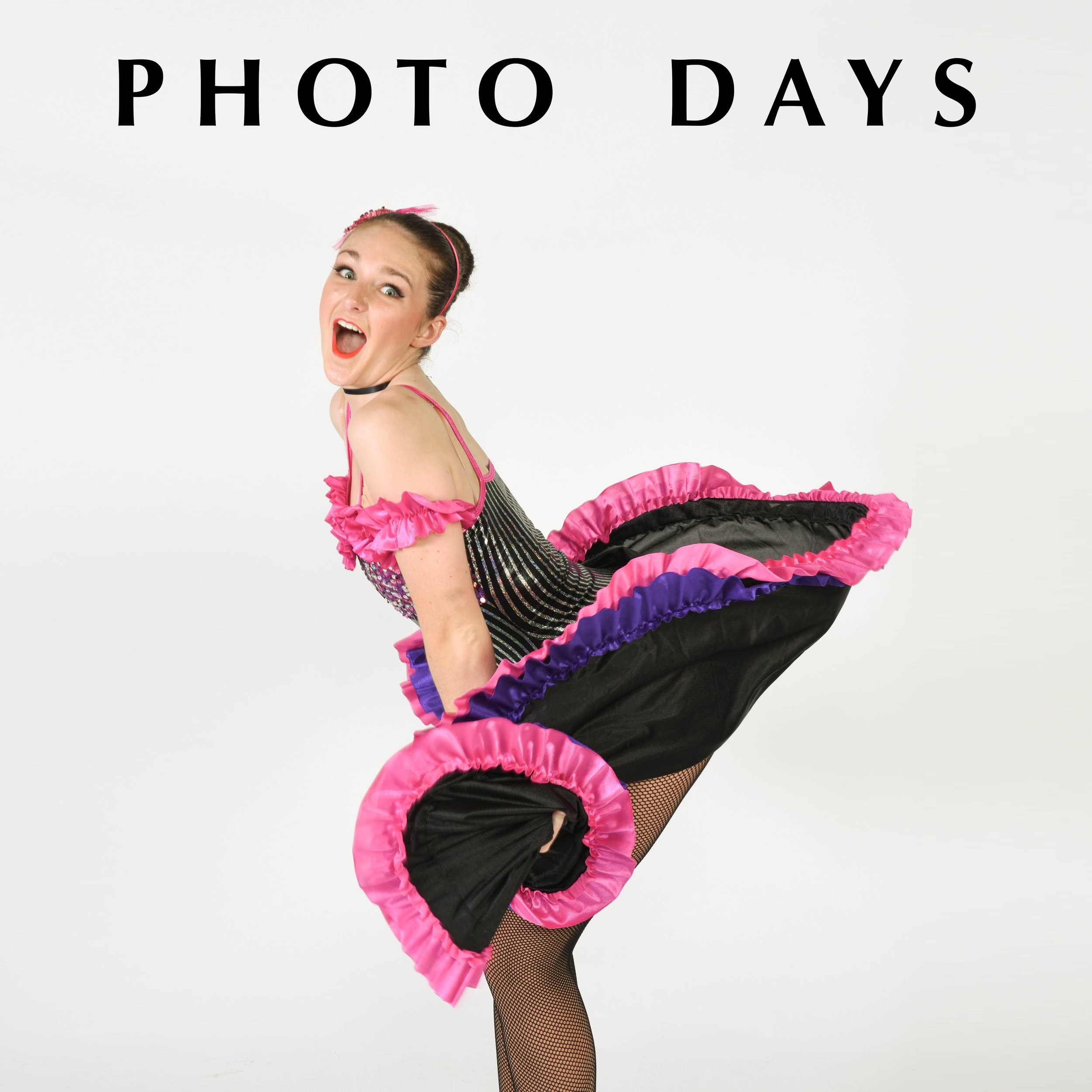 - Capture the magic of your dance school concert with our Photo Day service. Dance School Photo Days are a great opportunity for dance teachers to update their promotional material but most importantly, they make beautiful keepsakes for the dancers to treasure for years to come. Click HERE to find out more details about holding a Photo Day at your school.