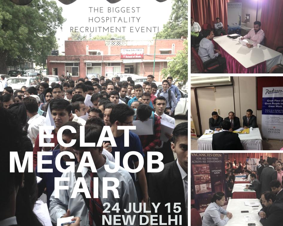 ECLAT JOB FAIR new delhi 2015 Collage 1.png
