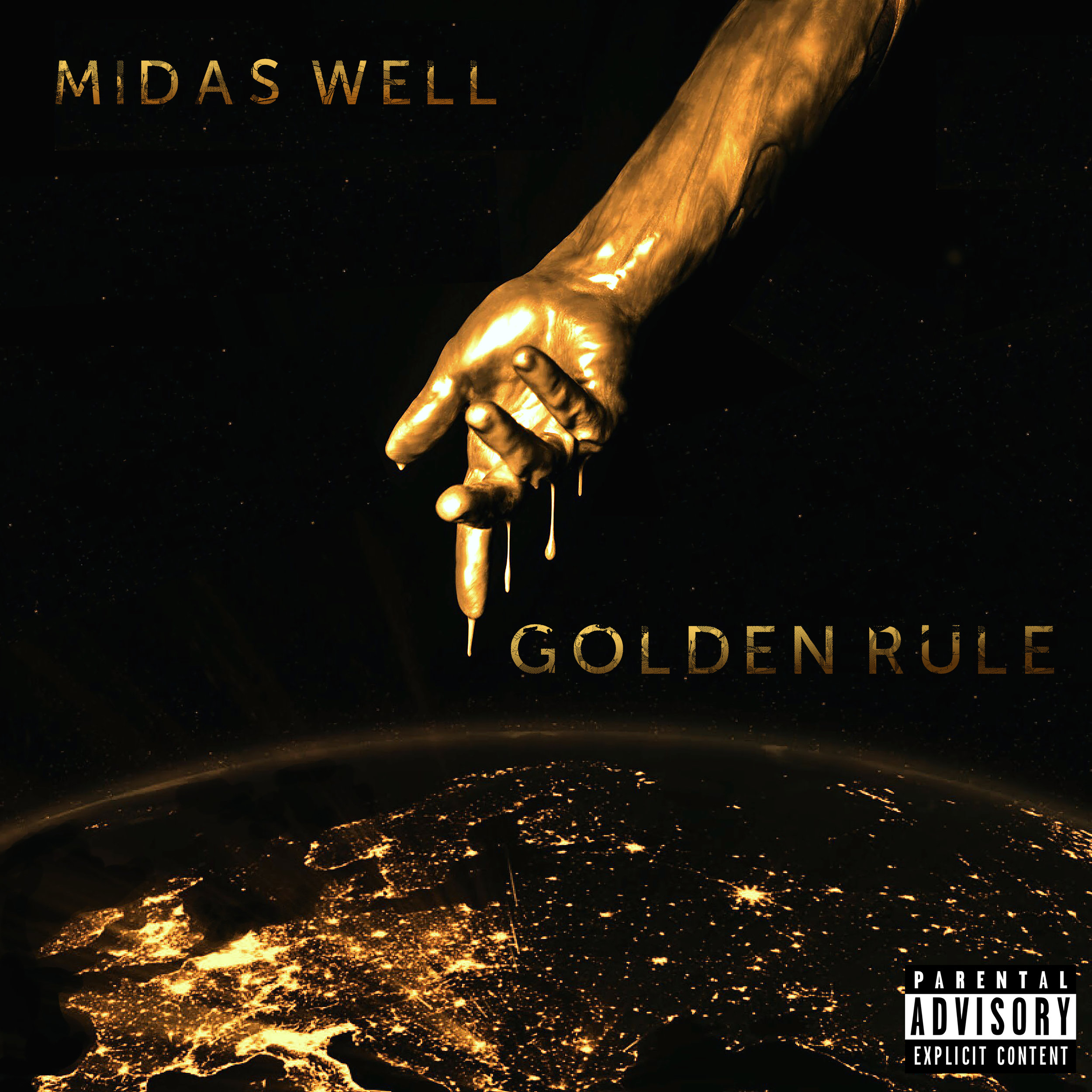 Look for Midas Well's debut album,  Golden Rule , available now.