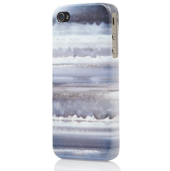 Banded Agate iPhone Weston Case