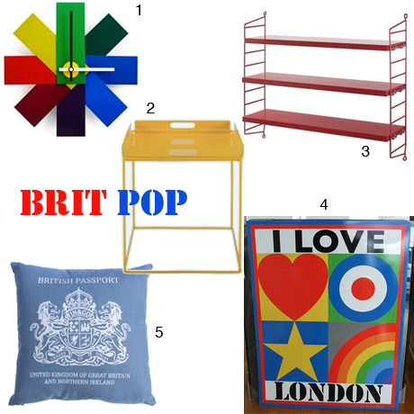 Brit Pop interiors_Mary Middleton Design