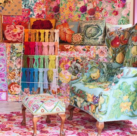 Feature-Kaffe-Fassett-Artisan-Retreat-Chelsea-2012-Flowerona