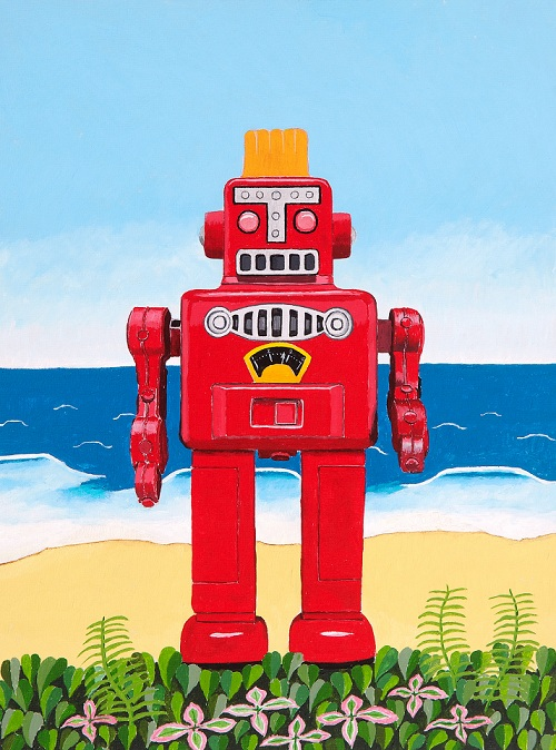 Horace Panter Robot