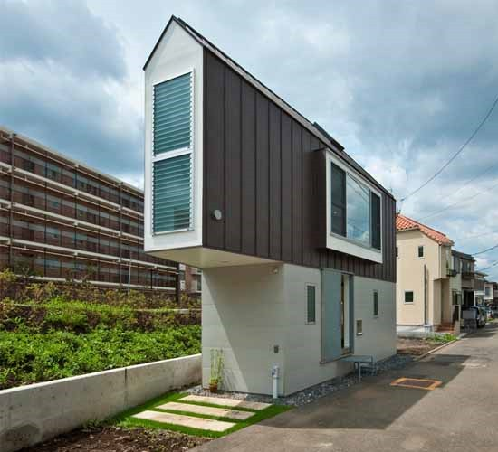 Japanese-Small-House-Design-in-Tokyo