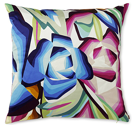 Missoni Home's Rose cushion, £195, Selfridges