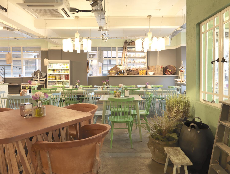 Pitfield London Cafe