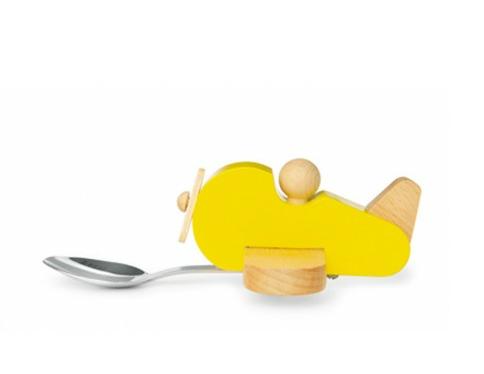 aeroplane spoon
