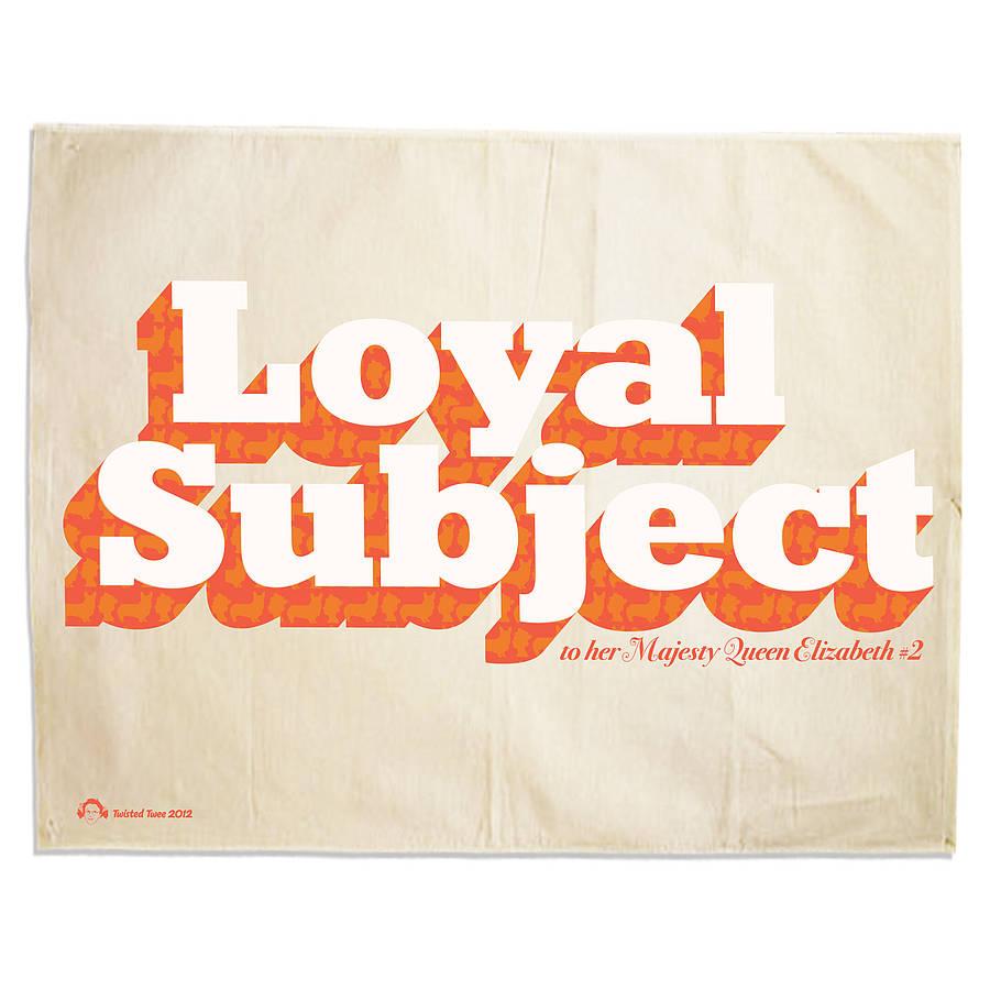 original_loyal Sub t towel visual