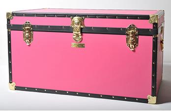 pink classic trunk
