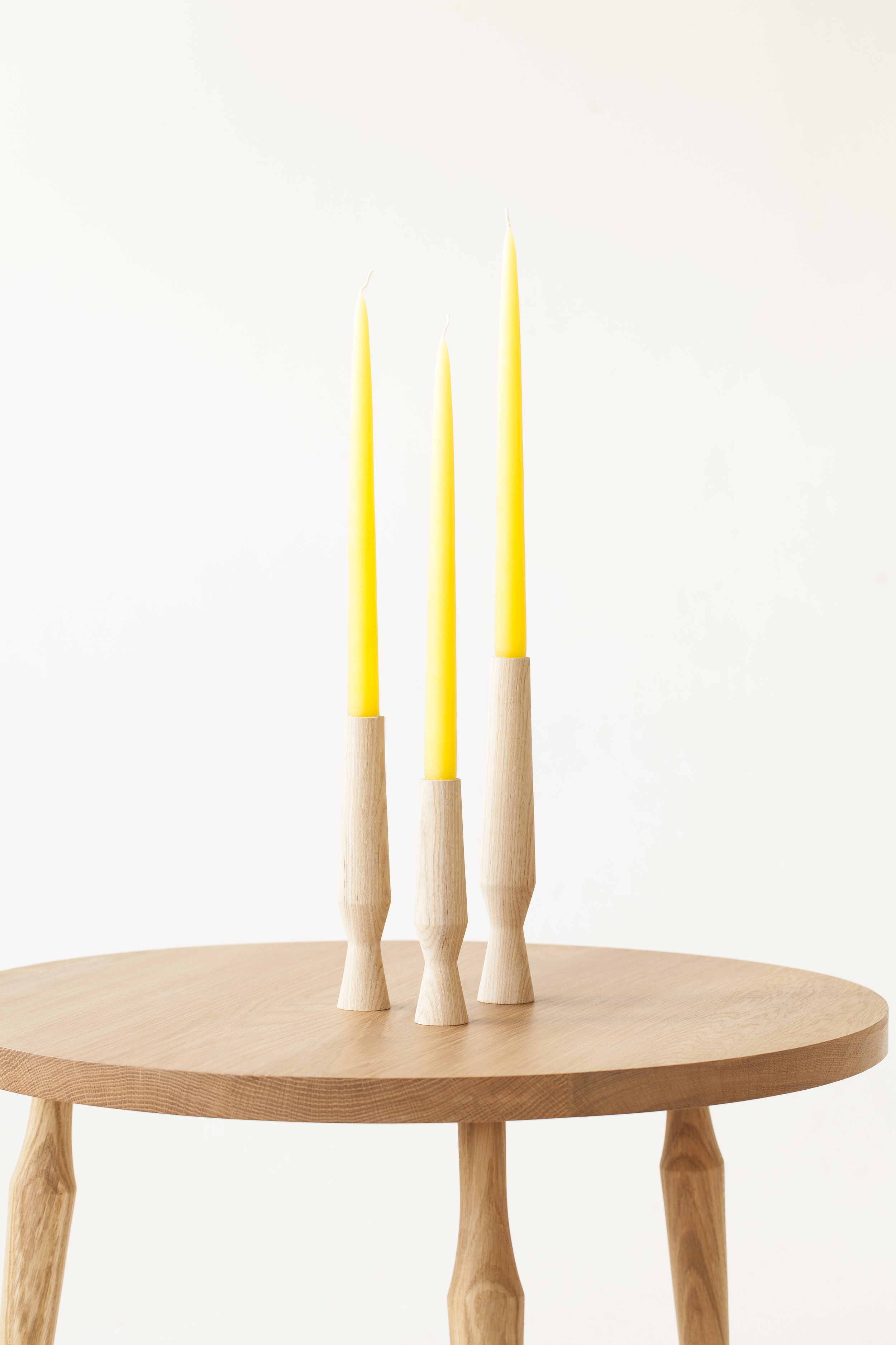 Louis candlesticks.
