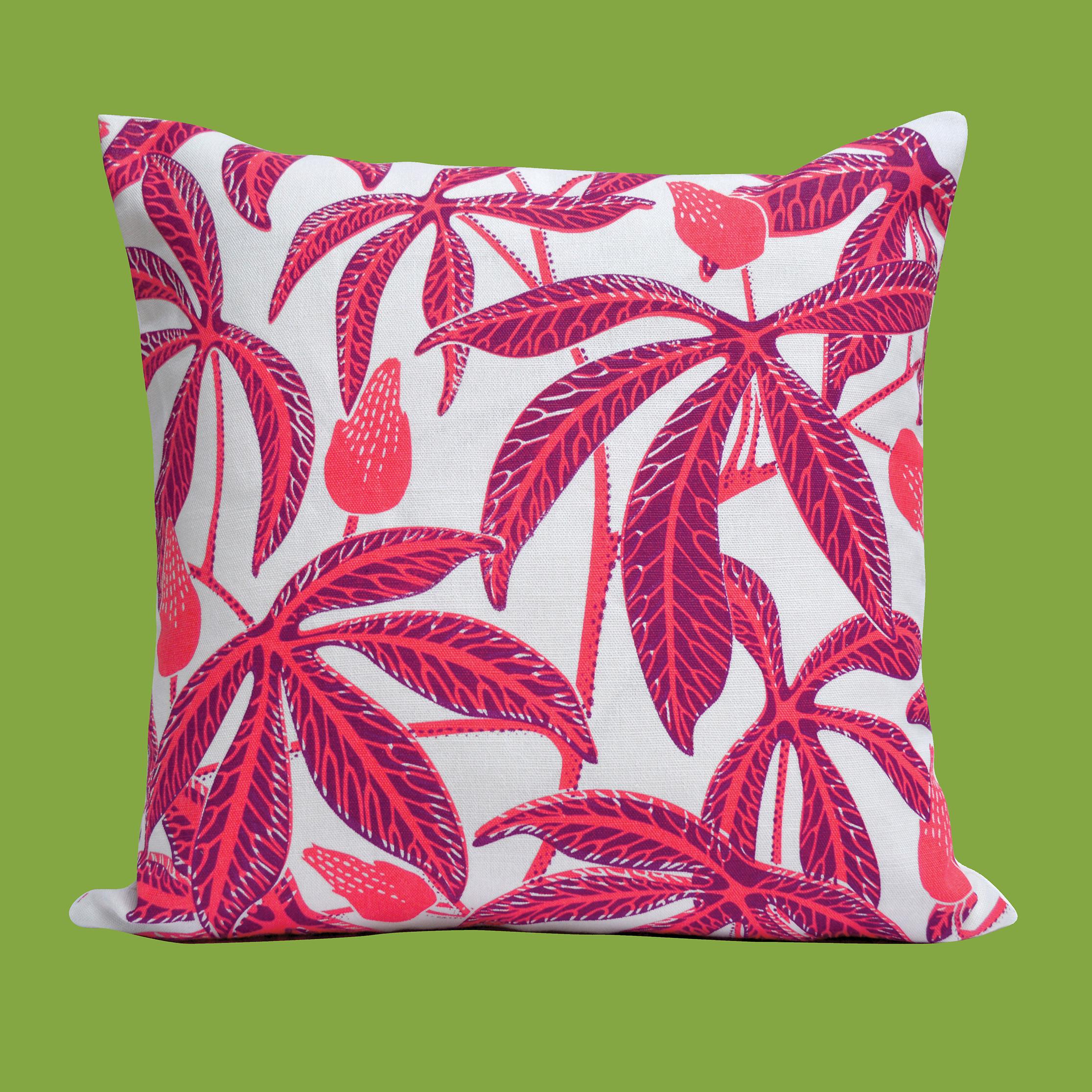 Passiflora Cushion