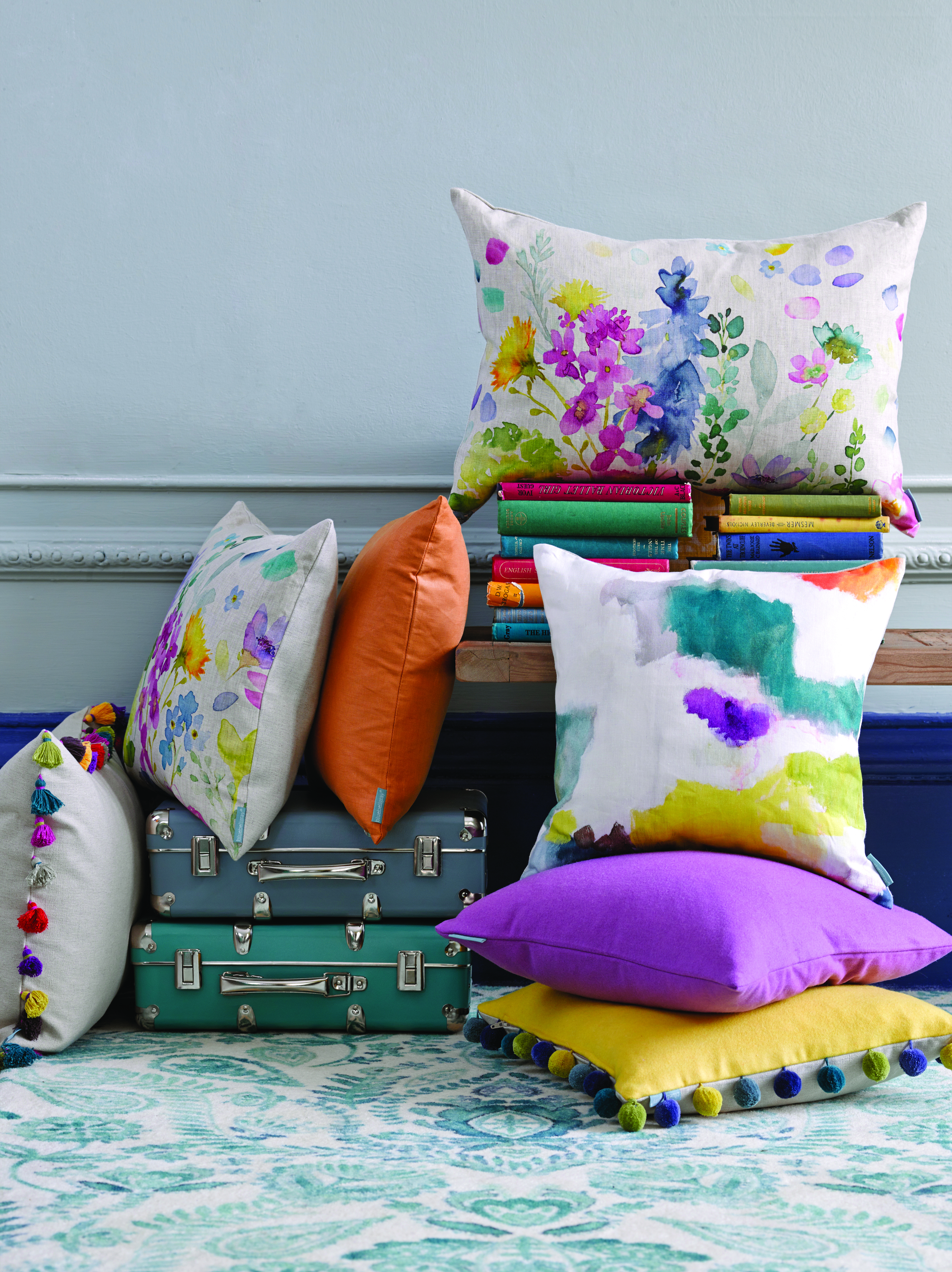 Nevis Collection cushions