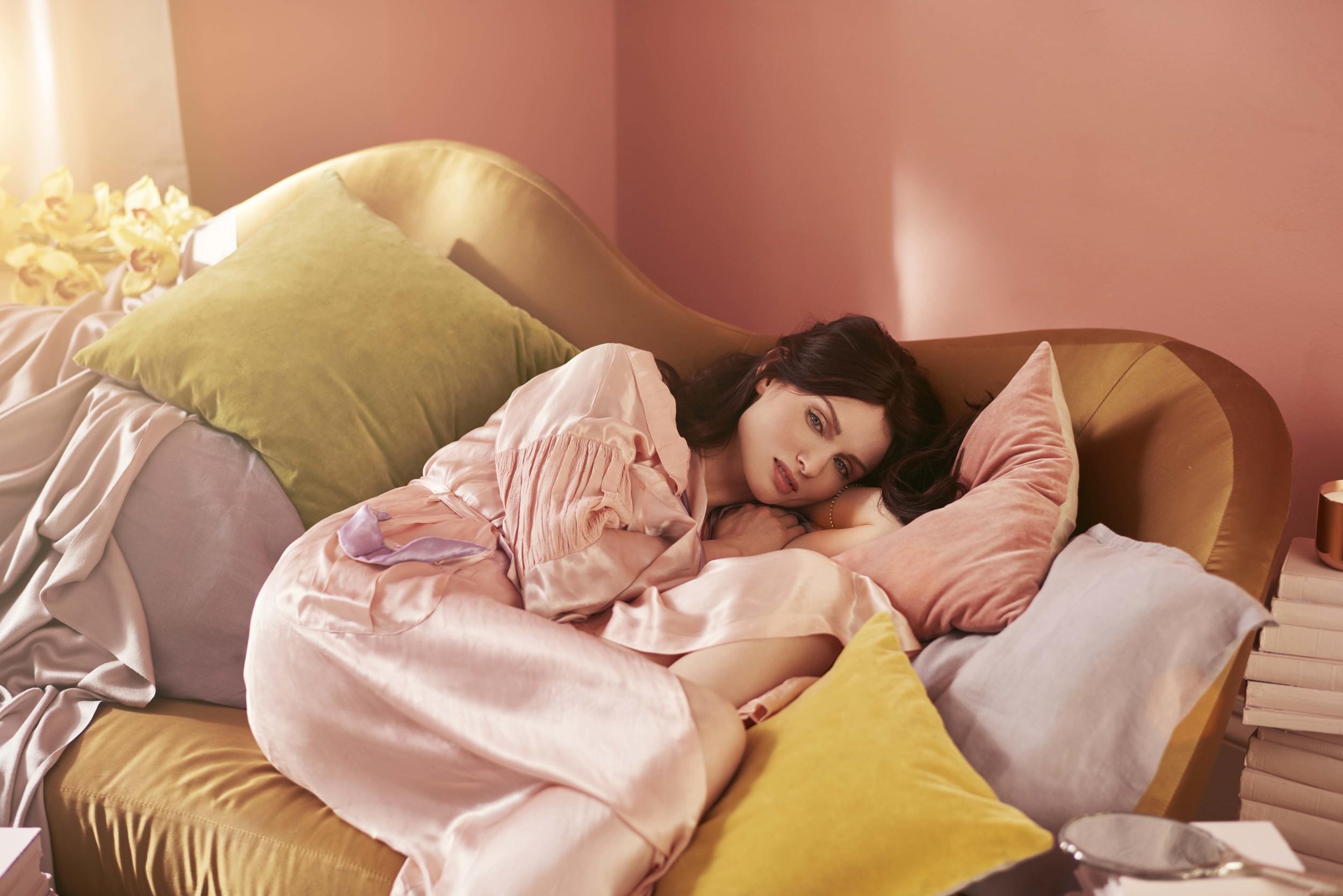 Sophie Ellis-Bexter announced as face of 'Copper Blush' for Dulu