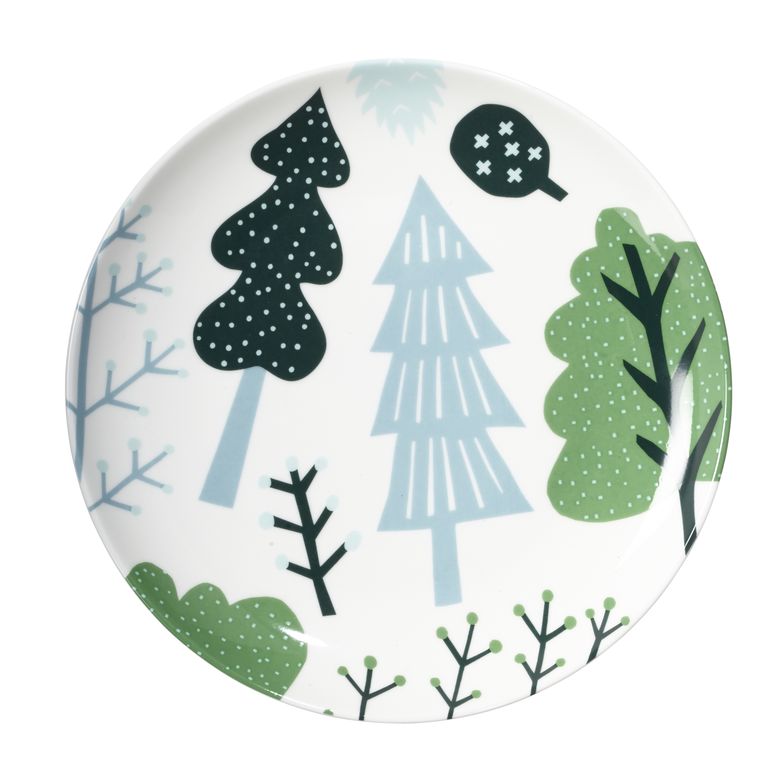 Ceramics - Plate - Forest.jpg