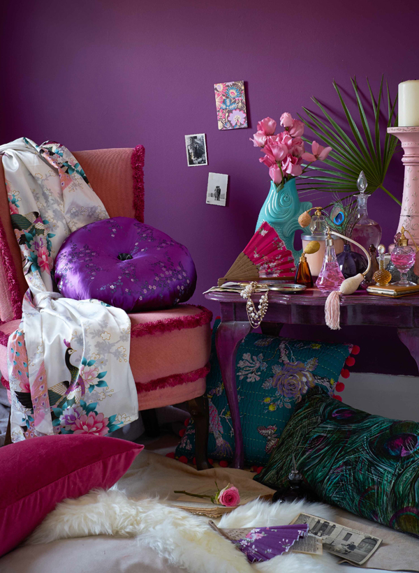 Create Your Own Chinese Boudoir — Heart Home
