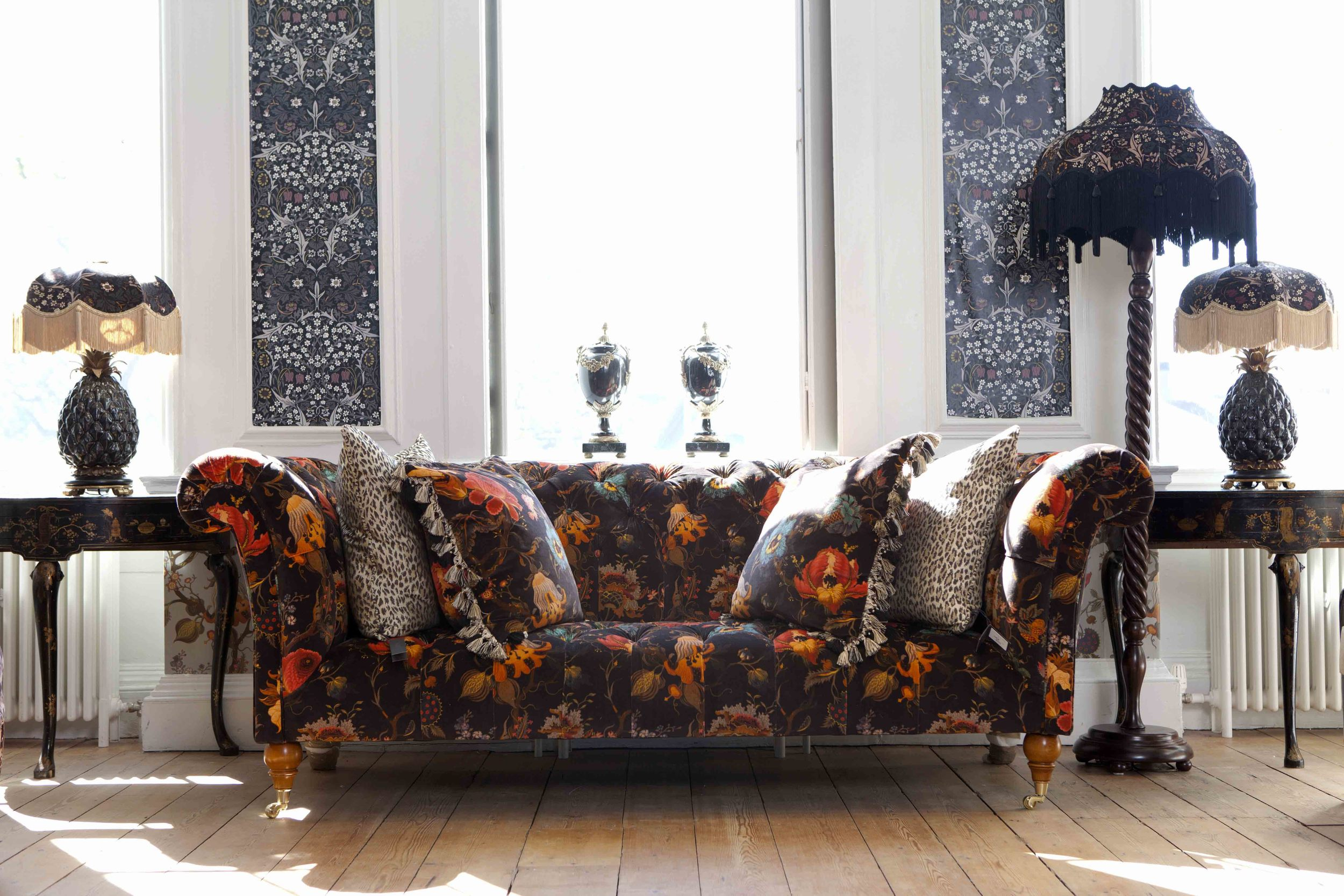 House Of Hackney X William Morris Heart Home