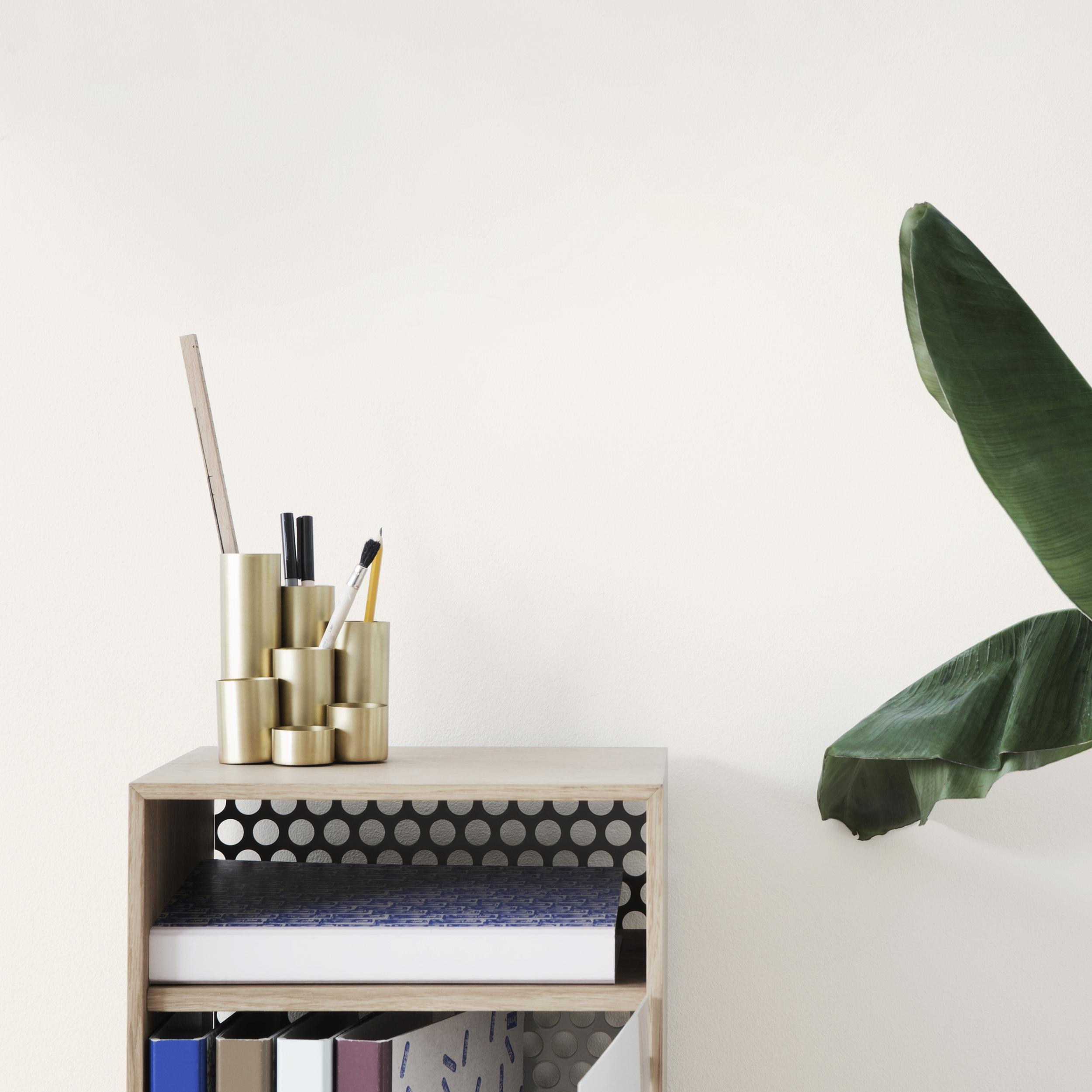 Brass Pencil Holder £72