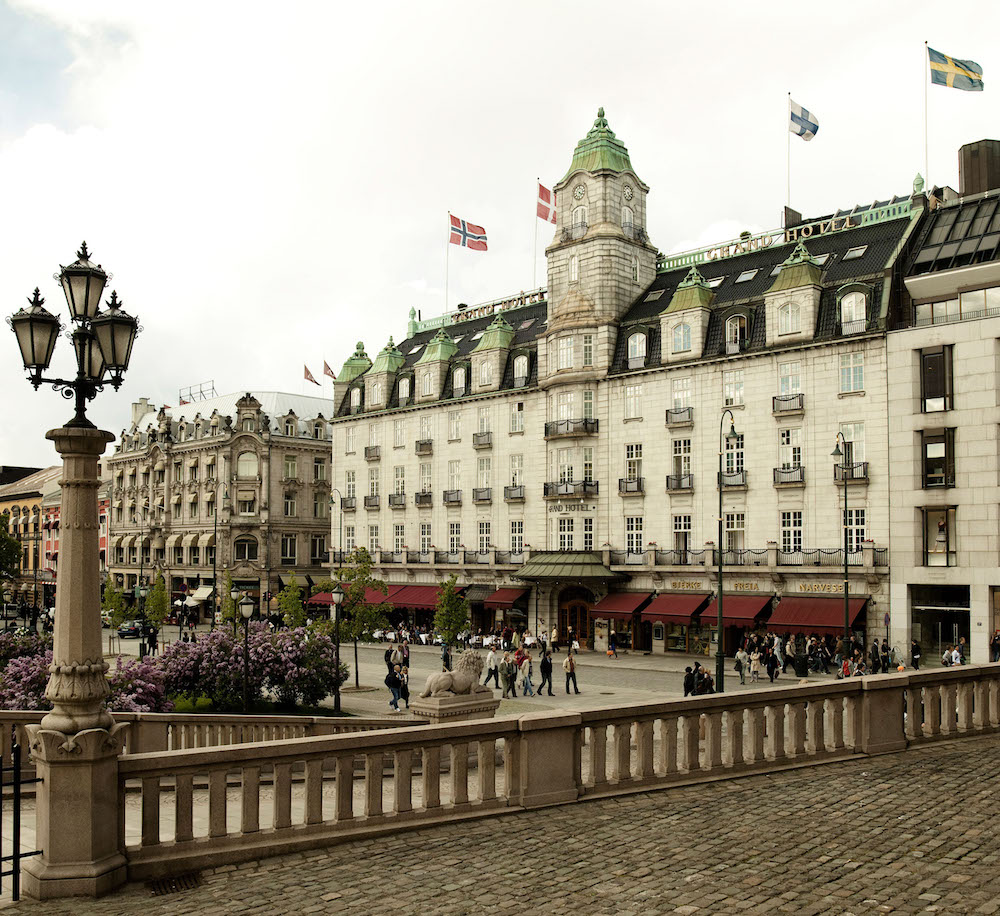 Grand Hotel, image by Sveinung Bråthen