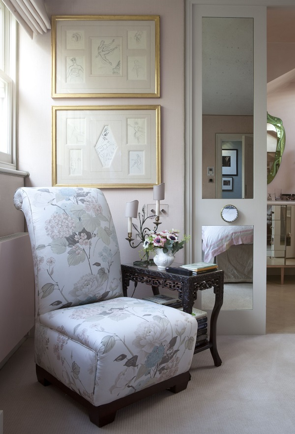 Millais Chair from £2,026, Nina Campbell
