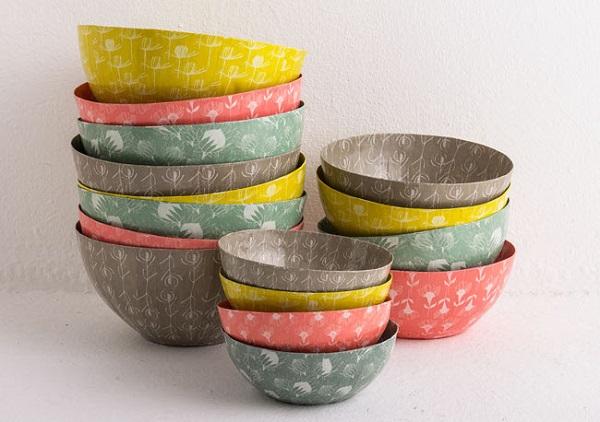 Bowls from Wola Nani