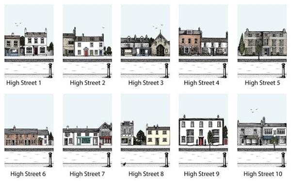 High Street Options