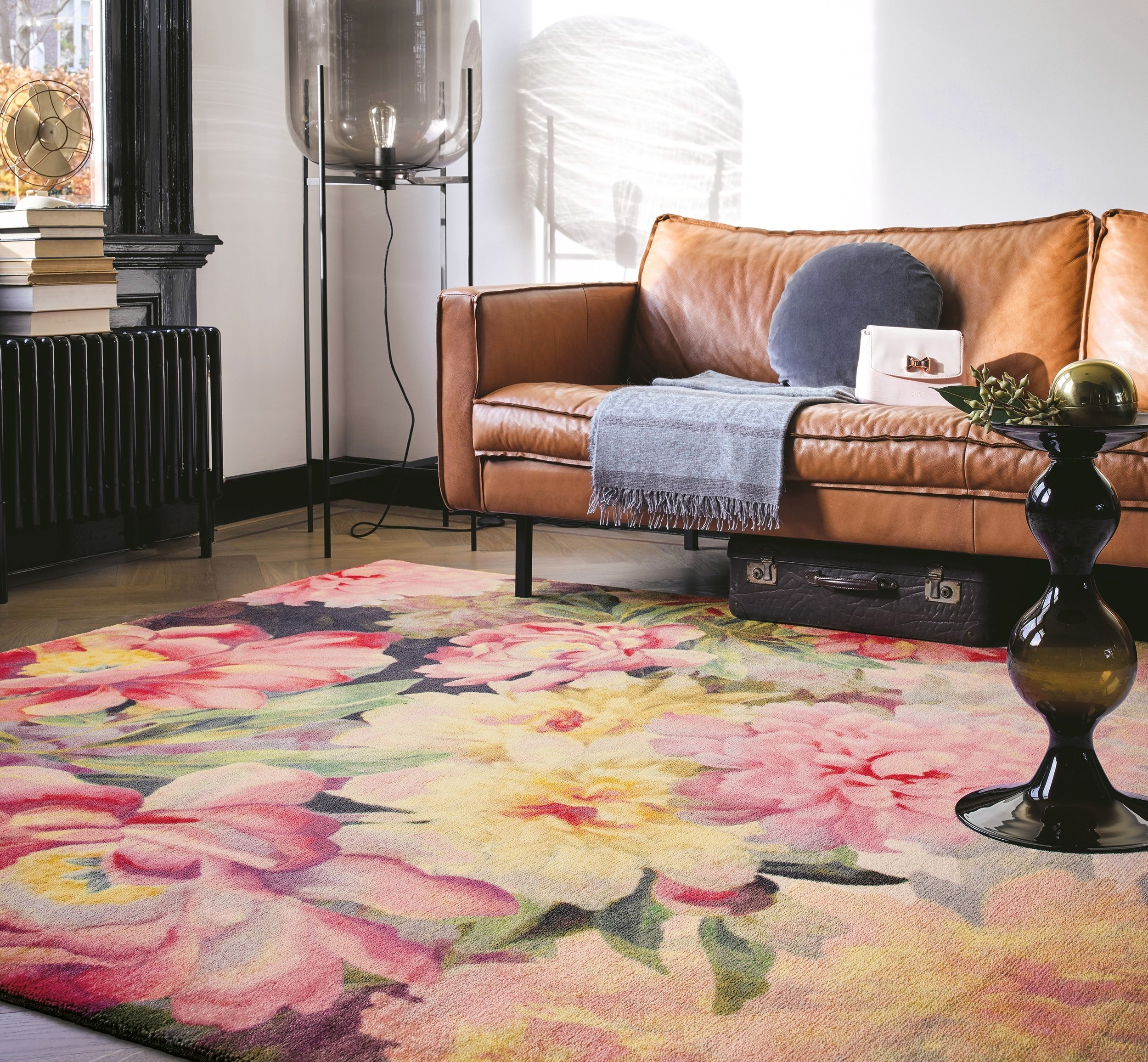 Maximil Pink Rug, available in two sizes, priced from £994.