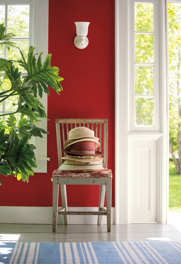 Seeing Red Benjamin Moore Colour of the Year 2018 (2).jpg