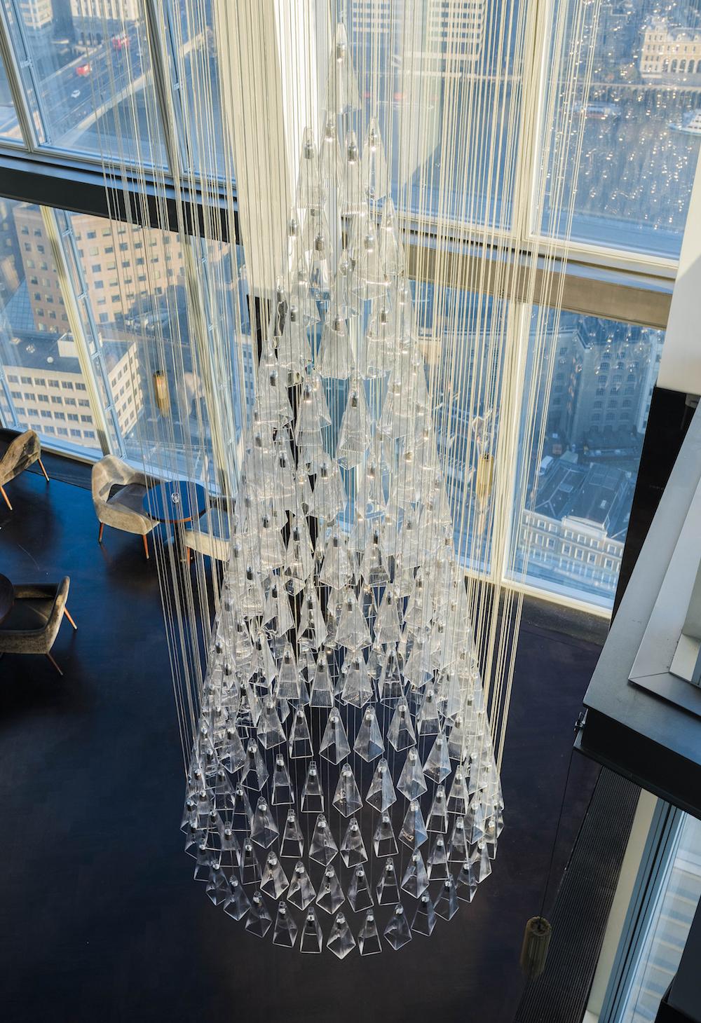 17 Lee Broom 'The Tree of Glass' at aqua shard (Photo Credit David Cleveland).jpg