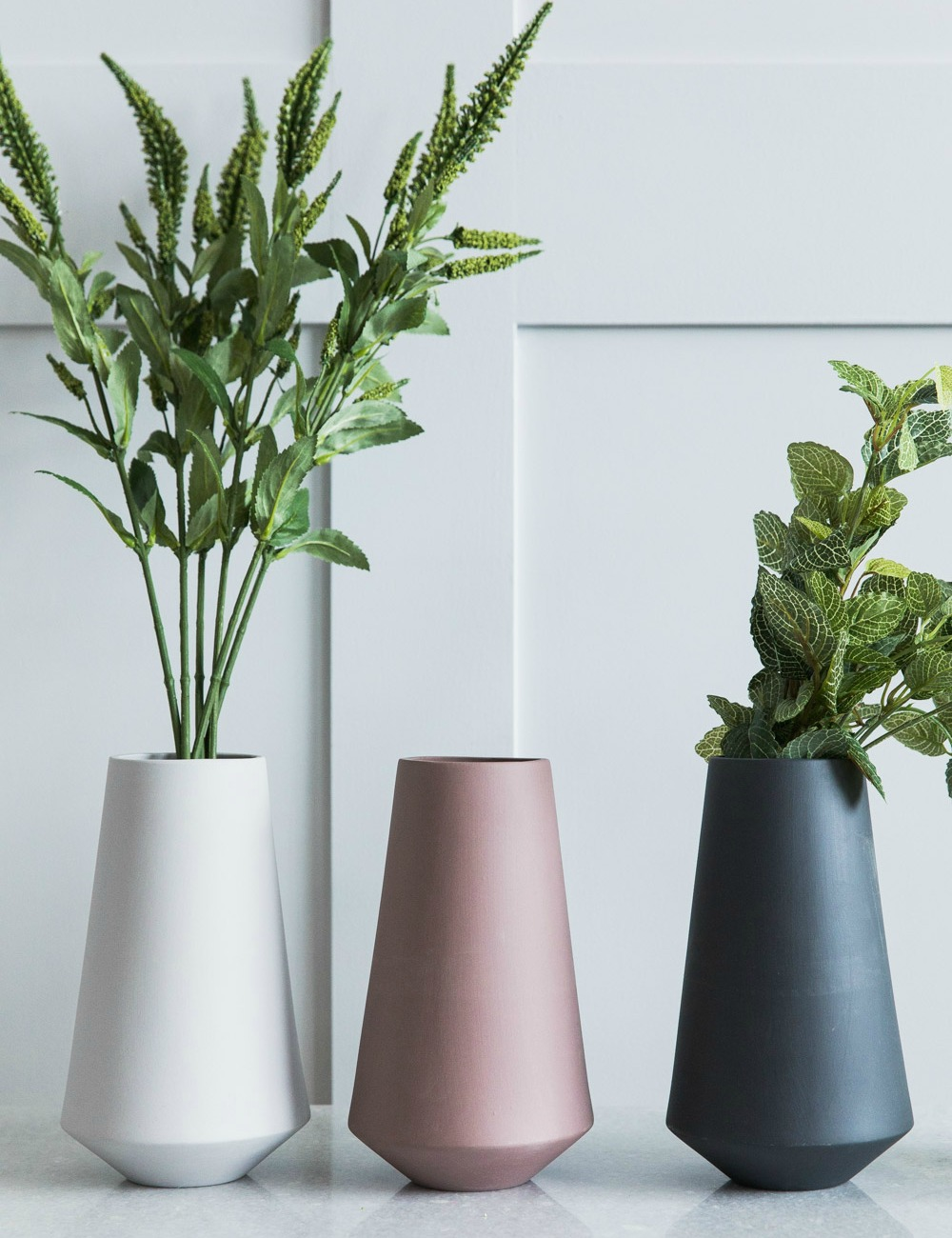 Sculptural Porcelain Vase