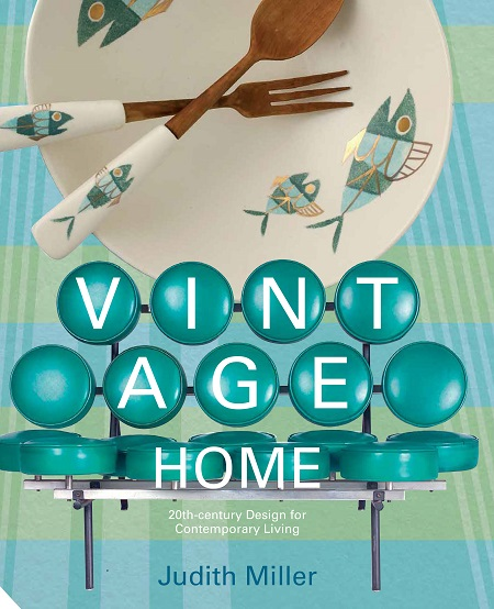 The Vintage Home is published by Jacqui Small