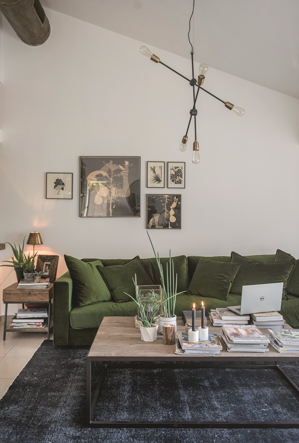 The power of home dressing is potent. It is choosing the dark tone of the armchair, the one that household members particularly love, the compels them to curl up, feel wrapped and protected.
