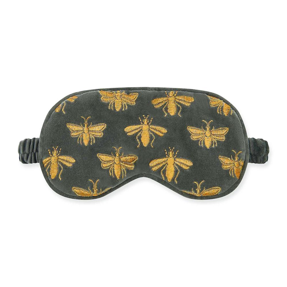 Elizabeth Scarlett Amara x ES Bee Eye Mask - Charcoal  145493 (1).jpg