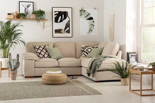 Cassie Corner Sofa
