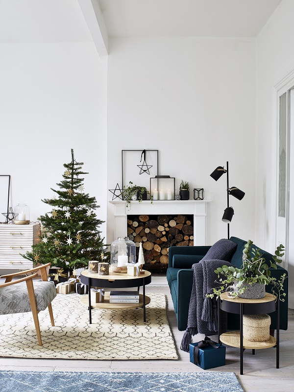 We Wish You A Nordic Christmas Heart Home