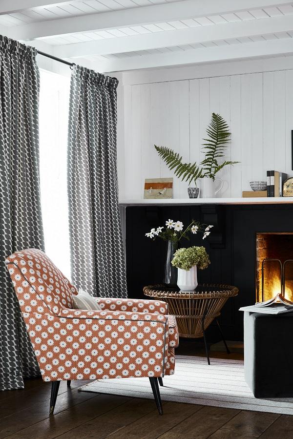 Curtains: Sepals and Petals.